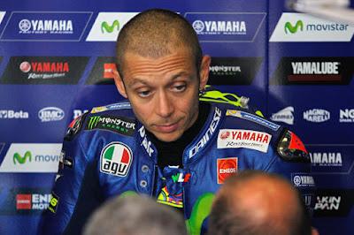 Rossi: Saya Sangat Frustasi!
