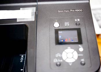 [fix] Epson Pro 4900 Maintenance Tank