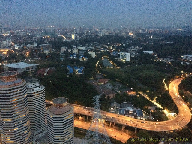 Pagi di Kuala Lumpur