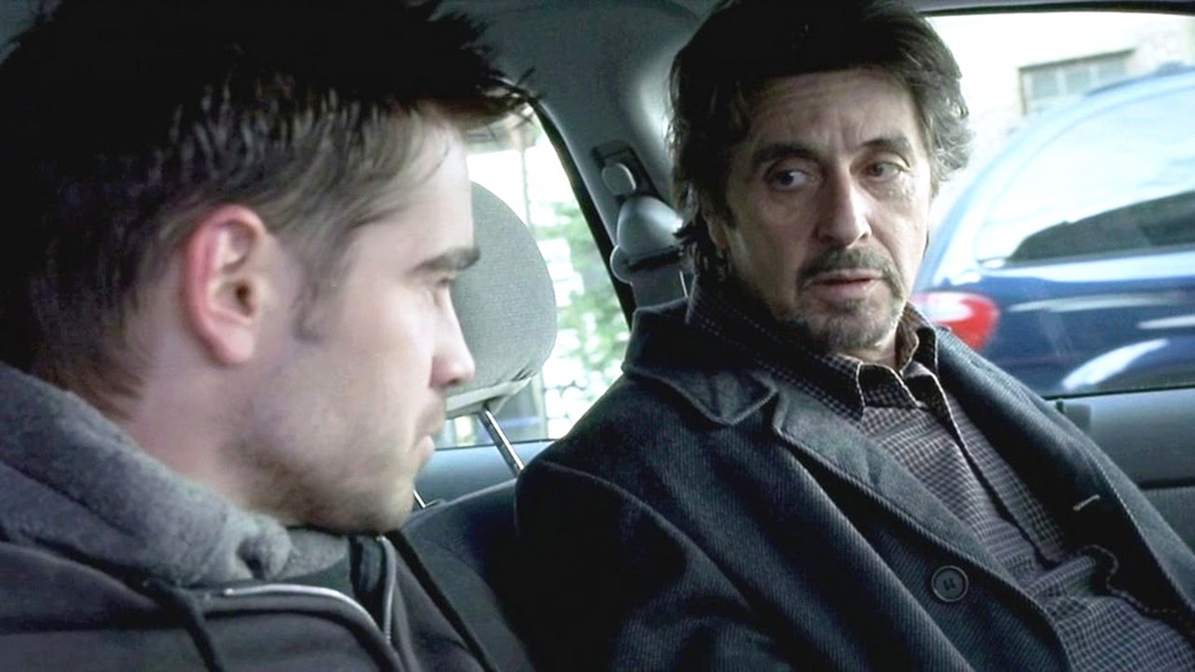 F This Movie!: Reserved Seating Goes All Pacino: THE RECRUIT