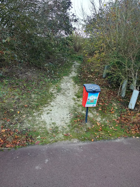 The Land South of Coldhams Lane, Psychogeography, Liminal, Path, Desire Path