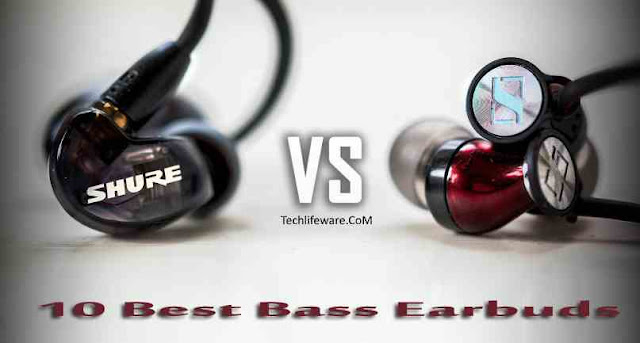 10 Best Bass Earbuds of 2018