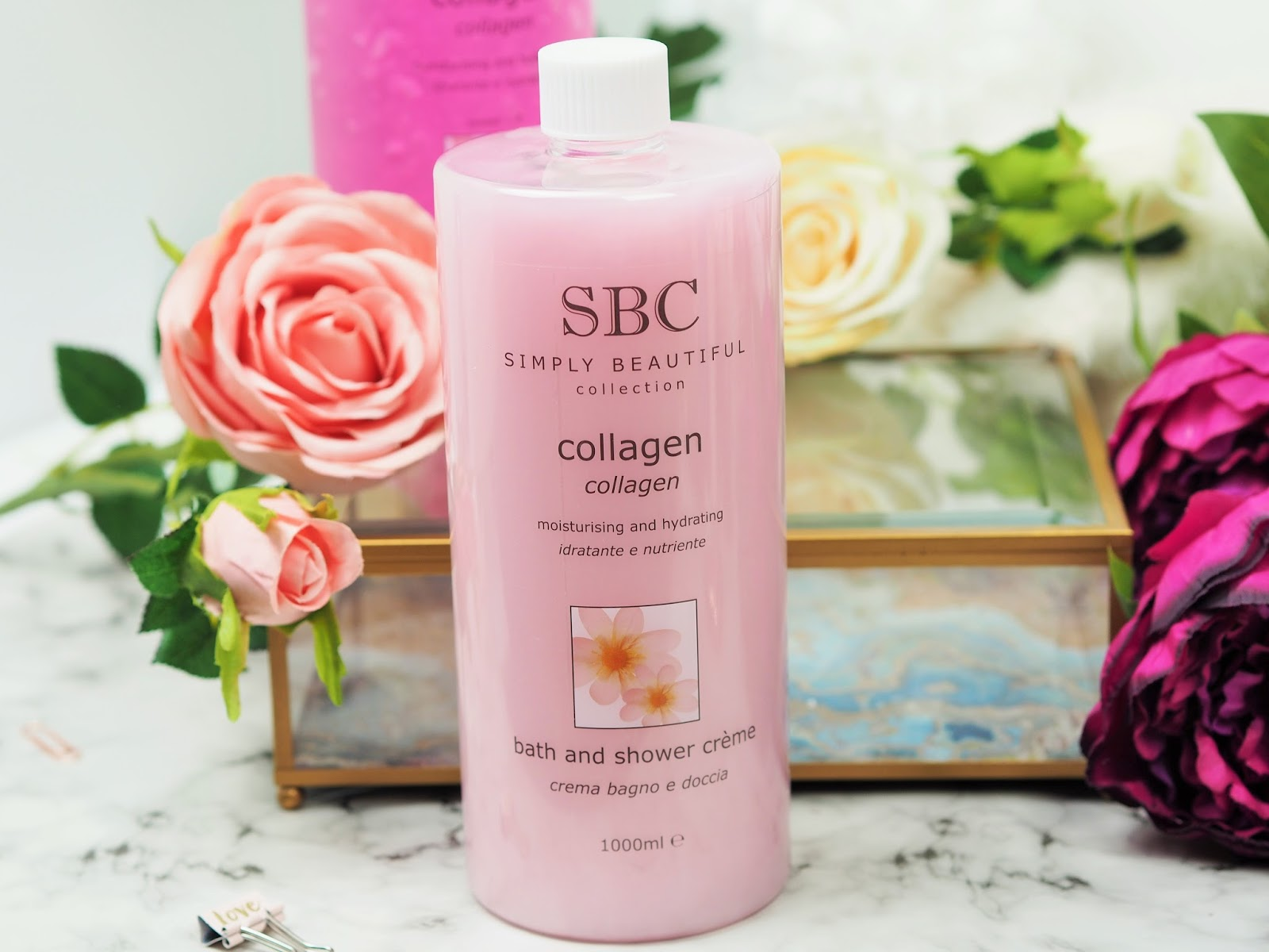Collagen Bath & Shower Creme - SBC