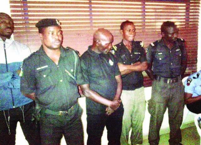 Police officer dismissed for demanding N50k from motorists