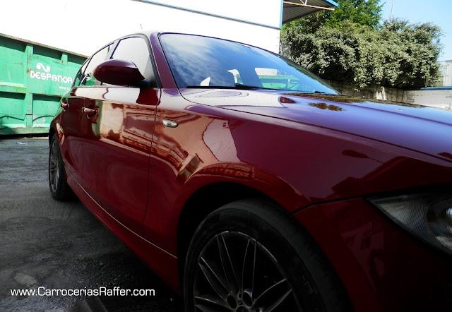 Carrocerias Raffer BMW Serie 1 HD Alta Definición