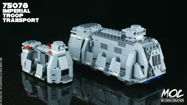 Opelouis's Toys Collection: (LEGO MOC) Star Wars Imperial