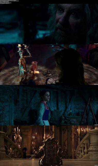 Beauty and the Beast 2017 HDRip 720p Dual Audio Hindi