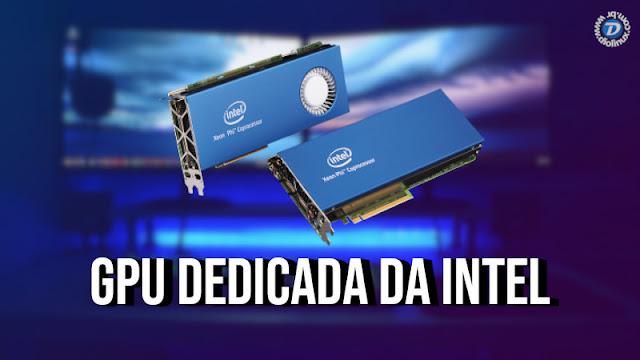 Intel declara que vai dar suporte ao Linux nas suas GPUs dedicadas