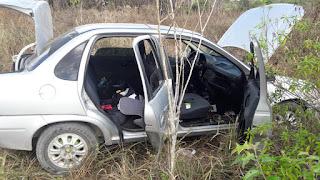 Guarda Municipal de Maruim recupera veículo roubado