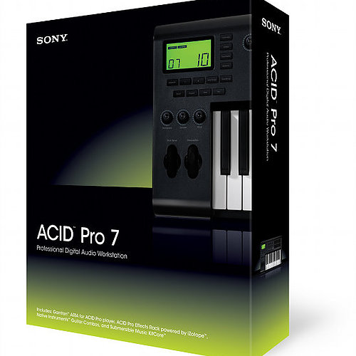 Sony Acid - Free downloads and reviews - CNET Download.com