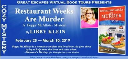 Upcoming Blog Tour 3/3/19