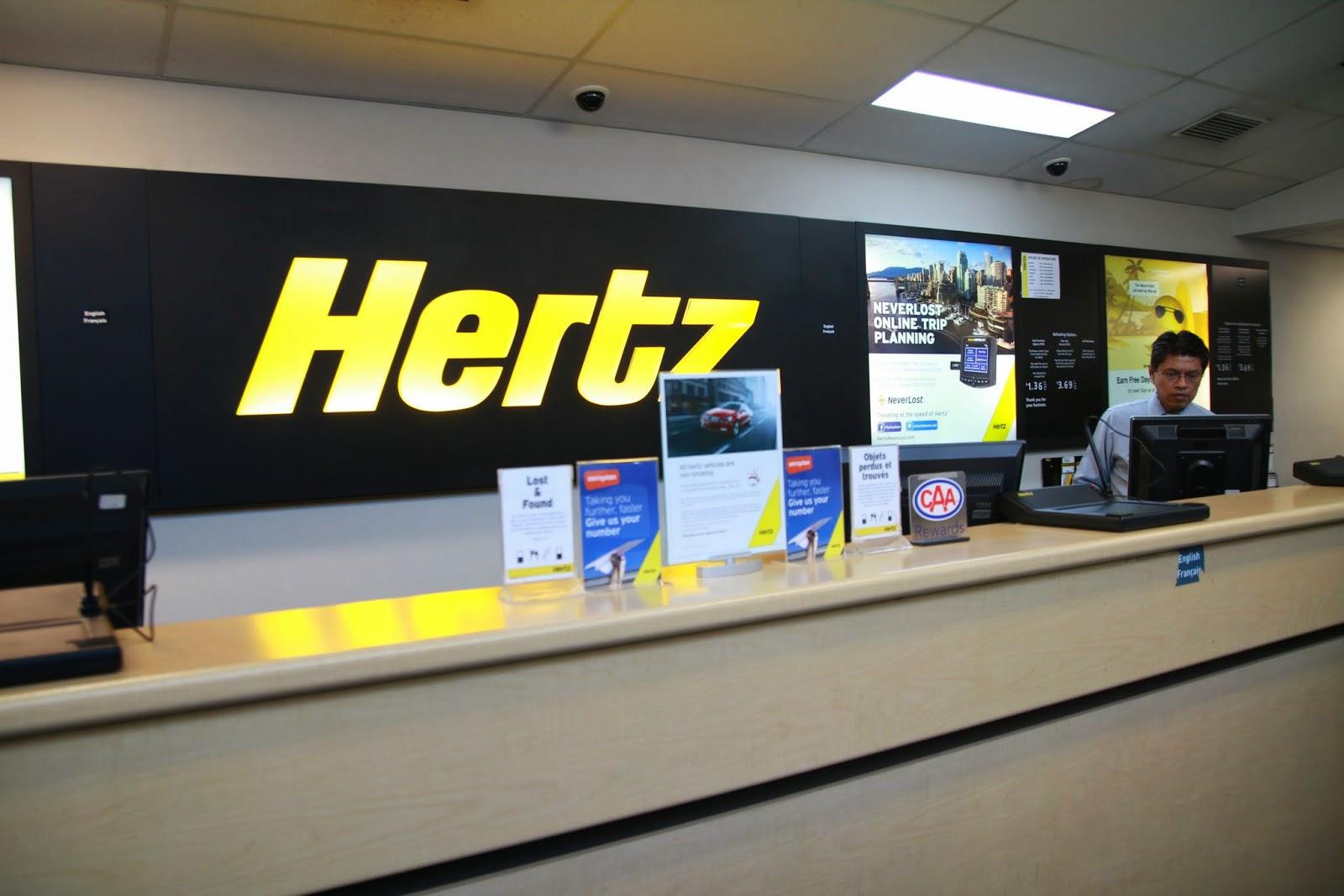 國外自助旅行- 洛磯山脈國家公園- 加拿大Hertz租車經驗分享