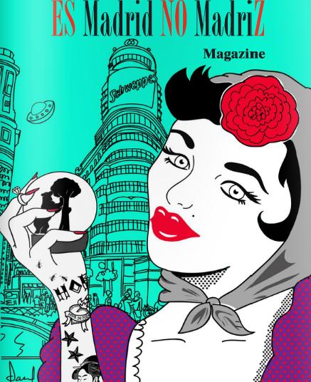 Nace EsMadrid no Madriz Magazine