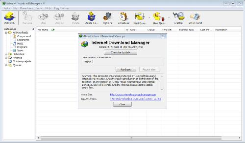مميزات برنامج IDM 6.25 بناء 25 32 بت 64 بت