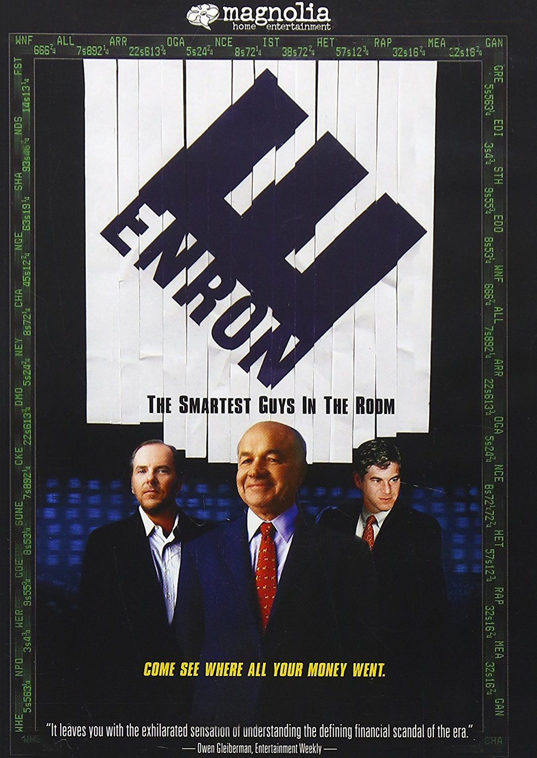 Enron - The Smartest Guys in the Room - Notes