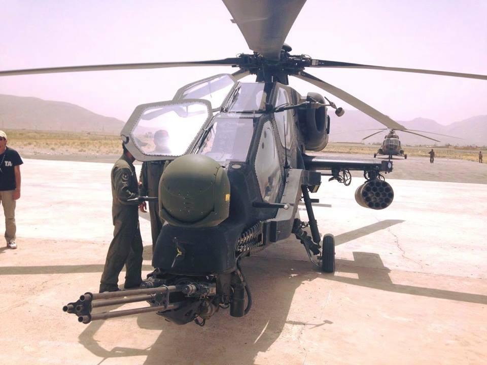 Asian Defence News: Pakistan set to order TAI T129 ATAK