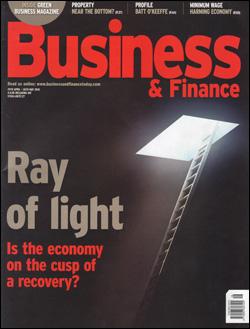 InstaForex Malaysia - Majalah Business & Finance (Mei, 2010)