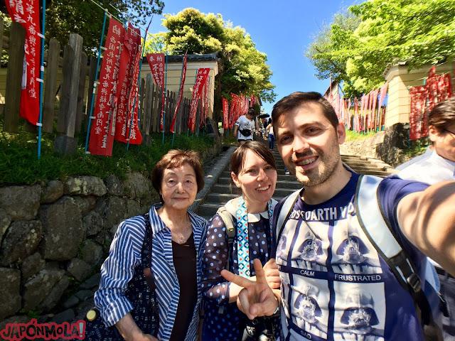 De turismo por Nara