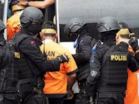 Guru PNS Terduga Teroris Ditangkap Densus 88