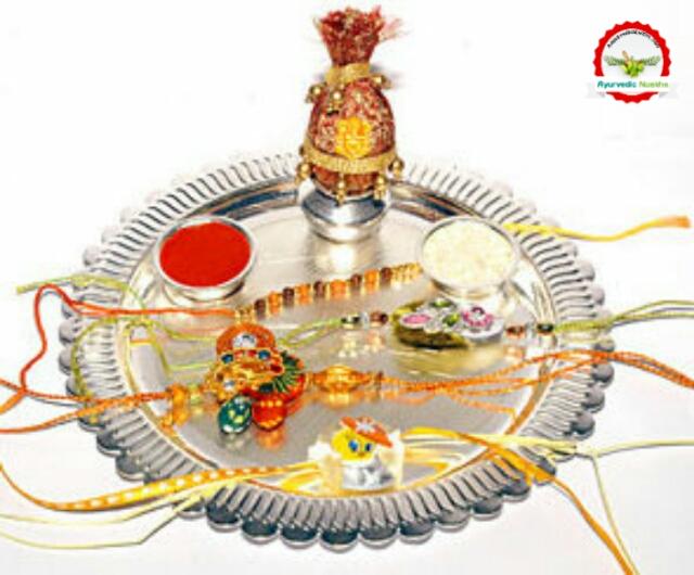 राखी बांधने का सही तरीका, The right way to bind the rakhi