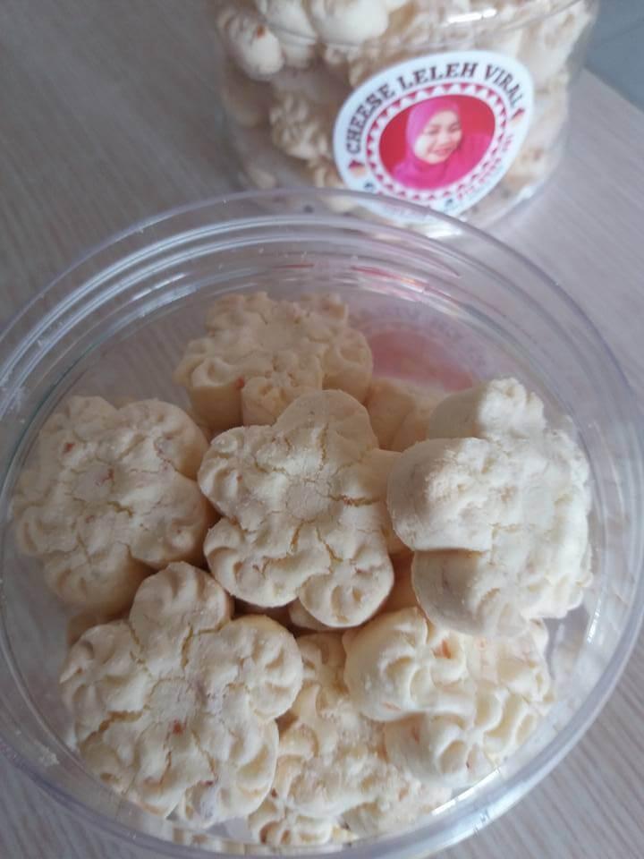 Resepi Aneka Biskut Raya Bangkit Cheese