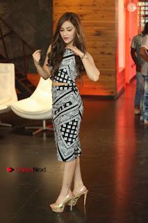 Telugu Actress Angela Krislinzki Latest Pos in Short Dress  0010.JPG