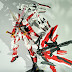 Custom Build: MG 1/100 Ultimate Astray Red Dragon