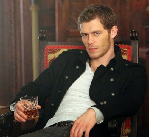 Fangs For The Fantasy: The Originals: Klaus and his Vagina Collection