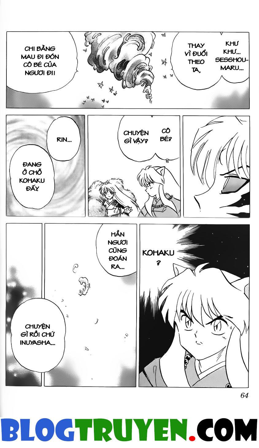 Inuyasha vol 23.4 trang 7