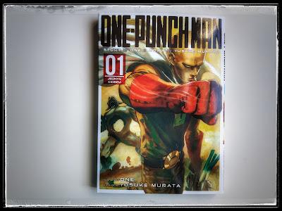 Yusuke Maruta & One - One-Punch Man t.1