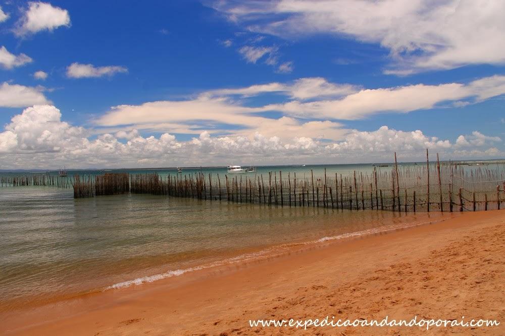 Ponta do Mutá em Barra Grande