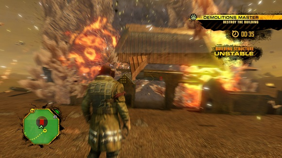 Red Faction Guerrilla PC Full Version Screenshot 2