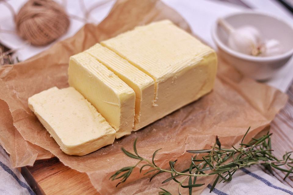 czy można mrozić masło