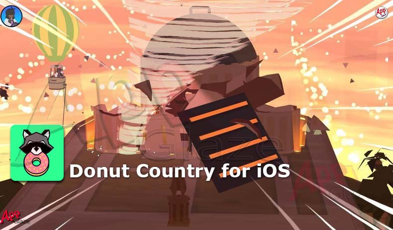 Donut Country - Game for Apple