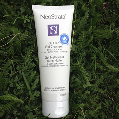 NeoStrata Acne Skin Care Oil Free Gel Cleanser