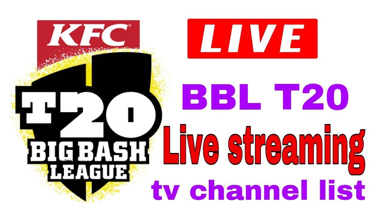 bbl live stream