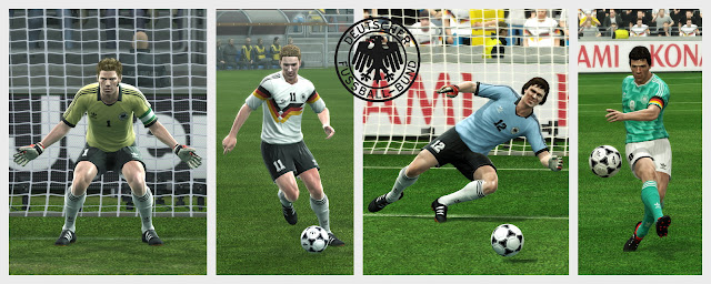 PES 2013 GDB Classic GERMANY by dodyferro
