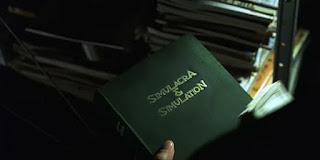 Libro Simulacros y simulación Matrix