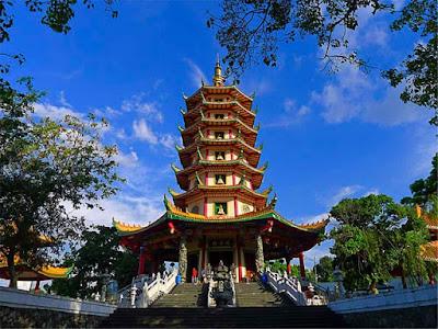 akcayatour, Vihara Buddhagaya Watugong, Travel Malang Semarang, Travel Semarang Travel, Wisata Semarang
