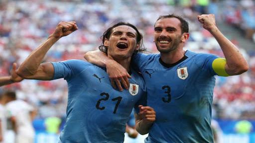 Portugal Harus Menyerah Dan Pulang Karena Kalah Dari Uruguay 1-2