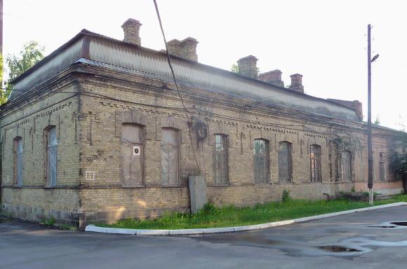 Конотоп. Железнодорожная больница