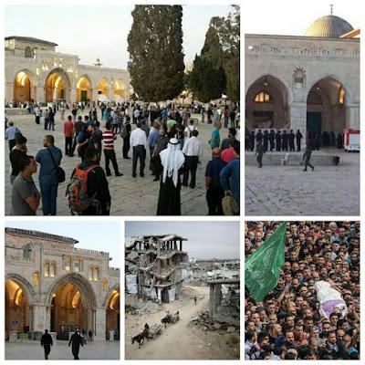 kabar masjid aqsa hari ini, 196 orang gugur, dunia bungkam