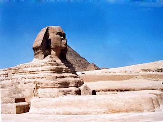 Esfinge; Sphinx; Giza; Guiza; Egipto; Egypt; Egypte