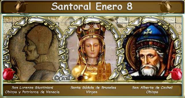 Resultado de imagen de Santoral del 8 de enero