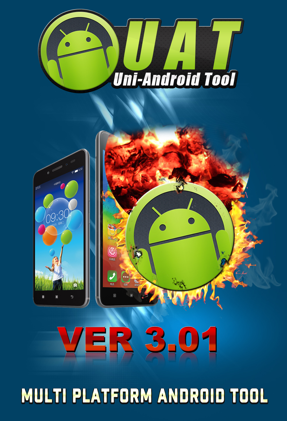 Uni-Android Tool UAT Version 11 02 Released Setup Download