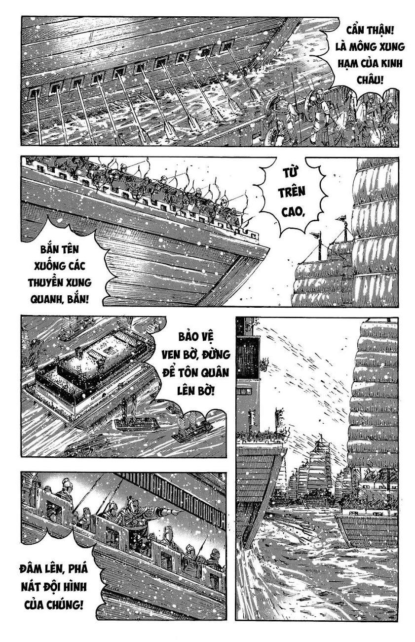 Hỏa phụng liêu nguyên Chương 377: Khí thôn Giang Hạ [Remake] trang 9