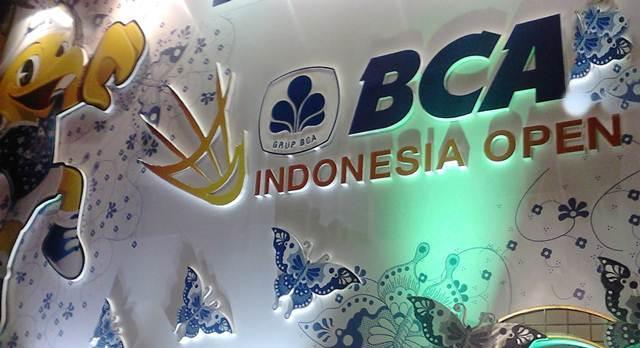 Pemain Unggulan Indonesia Open Super Series Premier 2017