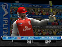 DLF Indian Premier League 4 Patch Gameplay Shot 6