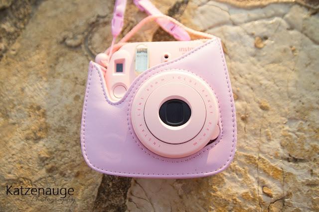 Instax mini 8, Polaroidkamera, Sofortbildkamera