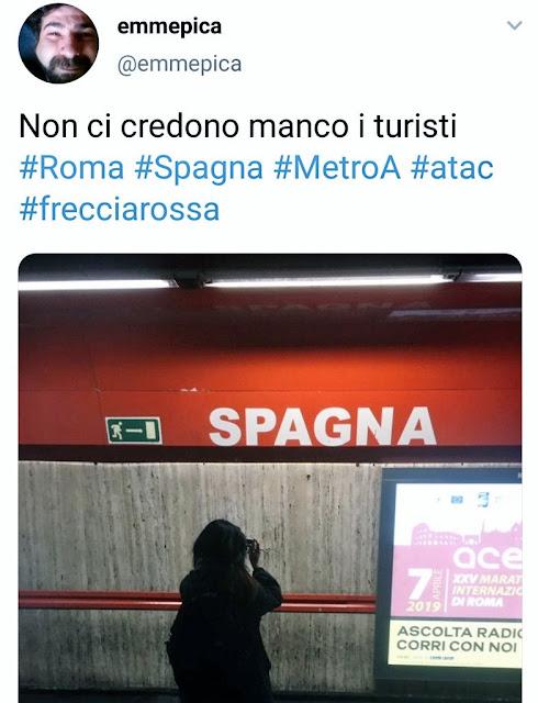 Situazione Trasporto Pubblico Roma mercoledì 8 maggio